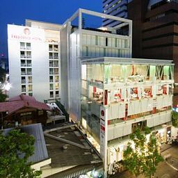 i Residence Hotel Silom Bangkok