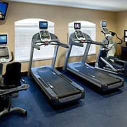 Fitness TownePlace Suites Fort Worth Downtown Fotos