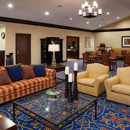 Hall TownePlace Suites Fort Worth Downtown Fotos