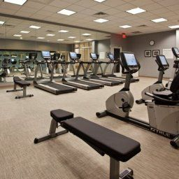 Fitness Holiday Inn DETROIT METRO AIRPORT Fotos