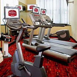 Sala fitness Residence Inn Columbus Downtown Fotos