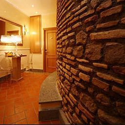 Vista all'interno Imperium Suite Navona Guest House Fotos