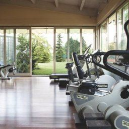 Fitness room Majestic Radisson Blu Resort Terme di Galzignano Fotos