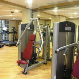 Fitness Lanson Place Jin Qiao Residences Fotos