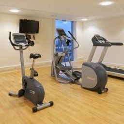 Sala fitness Holiday Inn MANCHESTER - MEDIACITYUK Fotos