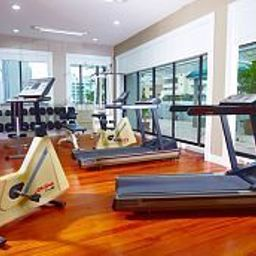 Fitness room Phachara Suites Sukhumvit Fotos