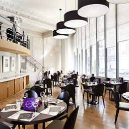 Breakfast room within restaurant Mercure Lille Roubaix Grand Hotel Fotos