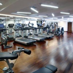 Fitness Crowne Plaza GUANGZHOU CITY CENTRE Fotos