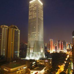 Außenansicht Crowne Plaza GUANGZHOU CITY CENTRE Fotos