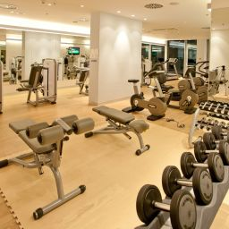 Fitness Split Radisson Blu Resort Fotos