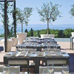 Ristorante Split Radisson Blu Resort Fotos