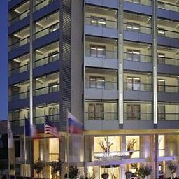 Exterior view Divani Apollon Suites Fotos