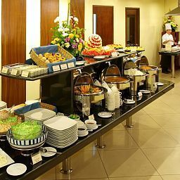 Buffet New Horizon Hotel Fotos