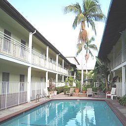 Pool Coral Sands Motel Fotos