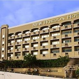 Exterior view New Horizon Hotel Fotos