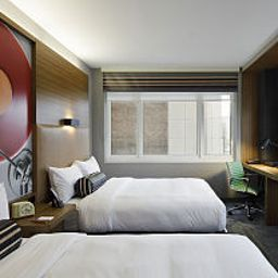 Aloft Harlem New York City