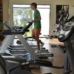 Sala fitness Sensimar Belek Couple Hotels 18+ Fotos
