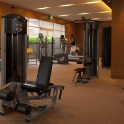 Fitness room Radisson Blu Hotel Cebu Fotos