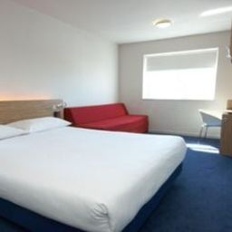 Zimmer TRAVELODGE BLACKPOOL SOUTH PROMENADE Fotos