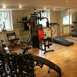 Fitness room Schloss Libnitz Fotos
