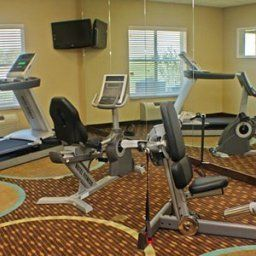 Fitness room Comfort Inn & Suites Airport Fotos