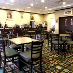 Restaurant Comfort Inn & Suites Airport Fotos
