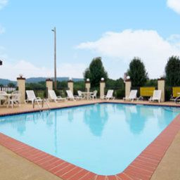 Wellness/fitness Baymont Inn and Suites Ringgold Fotos