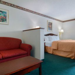 Camera Baymont Inn and Suites Ringgold Fotos