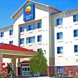 Exterior view Comfort Inn & Suites Airport Fotos