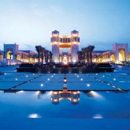 Exterior view Al Areen Palace & Spa Fotos