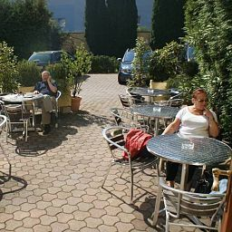 Garden König´s Cafe Pension Fotos