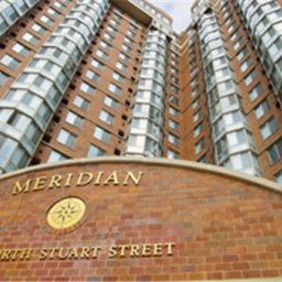 Vista exterior BridgeStreet at Meridian at Ballston Fotos