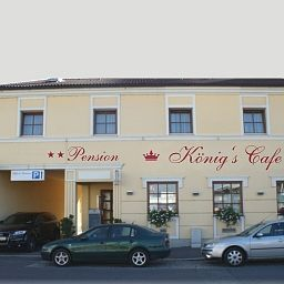 Exterior view König´s Cafe Pension Fotos