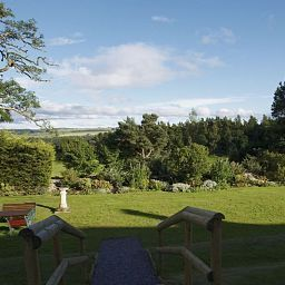 Vista esterna Loch Ness Country House Hotel Fotos