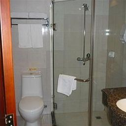 Bathroom Green Tree Inn Changyang Road Fotos