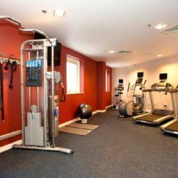 Sala fitness Hampton by Hilton Derby City Centre Fotos