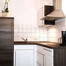Cucina Koeln-Appartments Zollstock Fotos