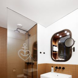 Bathroom 25hours HafenCity Fotos