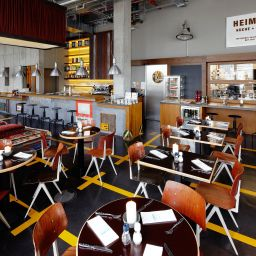 Restaurant 25hours HafenCity Fotos