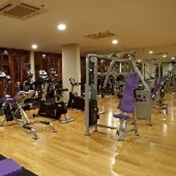 Sala fitness Chateau Spa and organic wellness resort Fotos