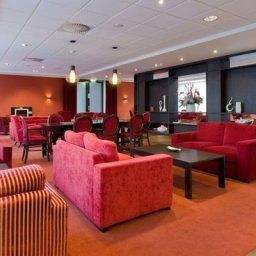 Hall Holiday Inn Express AMSTERDAM - SCHIPHOL Fotos