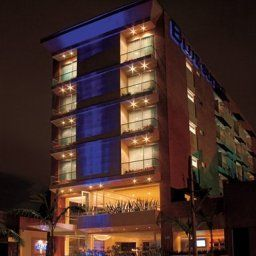 Exterior view BLUE SUITES HOTEL S.A. Fotos