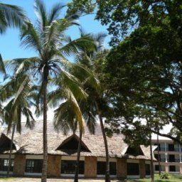 Vista exterior Sheba Resorts and Lodges Mombasa Fotos