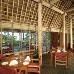 Restaurant Fafa Island Resort Fotos