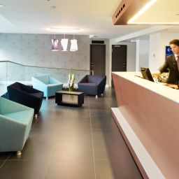 Réception Park Inn by Radisson Luxembourg City Fotos