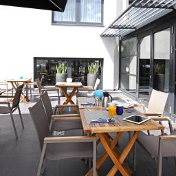 Terrasse Park Inn by Radisson Luxembourg City Fotos