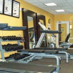 Fitness Holiday Inn Express Hotel & Suites CORPUS CHRISTI (NORTH) Fotos