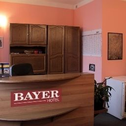 Reception Bayer Fotos