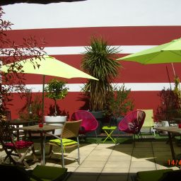 Фасад Côté Patio Citotel Fotos