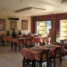 Breakfast room within restaurant Avlu Hotel Fotos